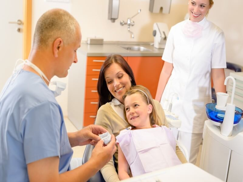 Communication with the Dentist Barnoldsick